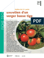 FIBL - 2002 - 2 verger basse tige entretien