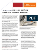 How Accepting Cards Can Help ,Erchants Increase Revenues