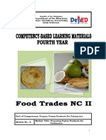 Prepare Pastry Products for Patisseries