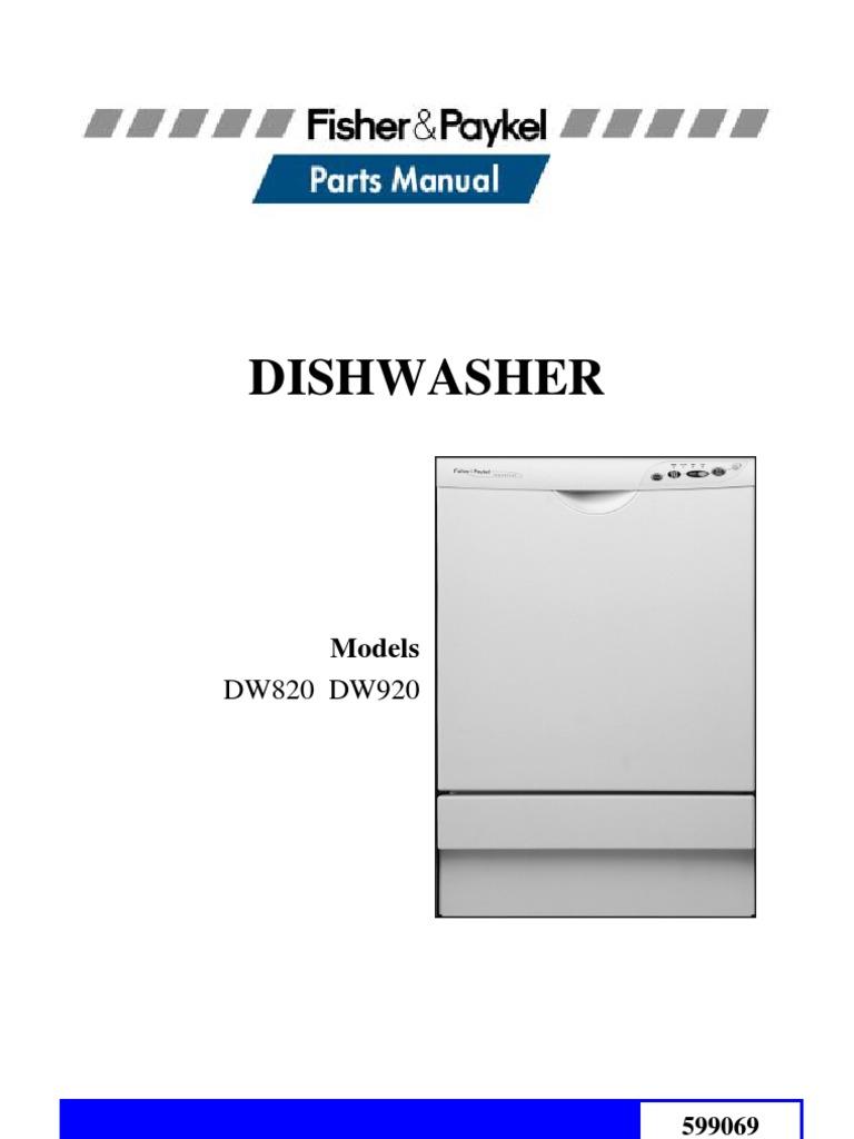 Dishwasher Drawings
