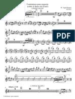 """""""9 MINIATURAS PARA ORQUESTA""""COMPLETA+picc - Flautto1"""