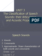 ClassificationOfSpeechSounds