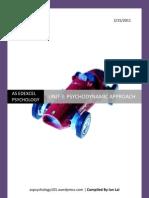 AS Edexcel Psychology - Module 2