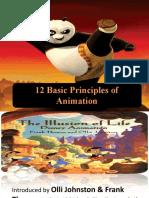12 Basic Principles of Animation