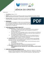 Pgm 4 - A Influencia Do Cristão