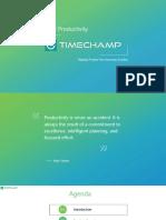 TimeChampPresentation