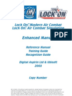 Lock On Modern Air Combat Manual Plus