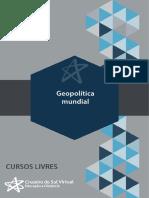 Geopolítica Mundial 4