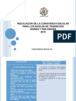 PRESENTACIÓN DE PROTOCOLOS DE PRE-BÁSICA