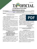 Decreto Modificativo 323 2014