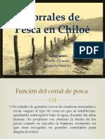 Corrales de Pesca en Chiloé