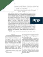 2008-Pausas-Verdu-Ecology morphospace