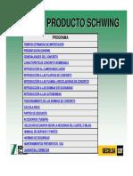 Resumen Capacitacion Linea de Producto SCHWING OCT-2010