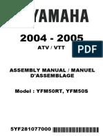 YFM50 2004 A 2008