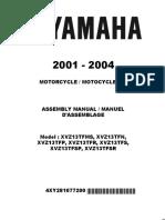 XVZ1300 2001 2007