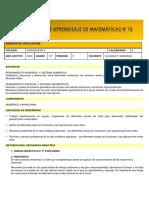 Guía 10° MATEMATICAS 13