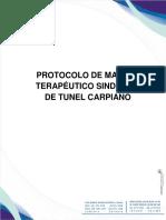 7. Protocolo de Manejo Sindrome de Tunel Carpiano (1)