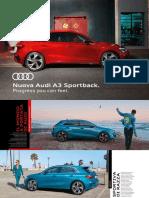 Catalogo_AUDI_A3_Sportback