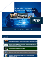 electric vehicles unplugged global marketing analysis