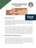 050-236 Derecho Procesal Del Trabajo