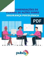 [EBOOK] - 20 recomendações de planos de ações sobre Segurança Psicológica