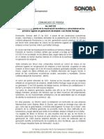 21-04-21 Sigue Sonora trabajando en la reactivación económica y colocándose en los primeros lugares en generación de empleo
