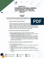 Modulo II. Diploma en Dpg