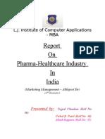 MM Report on Pharma & Healthcare