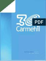Catálogo Carmehil 2021 - 30 ANOS