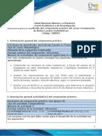 Guía para el desarrollo del componente práctico y rúbrica de evaluación - Unidad 3 - Fase 4 - Desarrollar el Componente Práctico