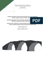 DIAS & PORTO (2018) Limpeza Mecanica Em Metais Arqueologicos