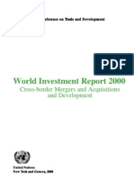 UNCTAD World investment report 2000