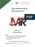 h. Diplomática - Completo