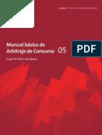 05 (Segunda Etapa) Manual básico de arbitraje de consumo.