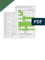 Anexo N°1 Plan SSO_Cronograma de Prevención
