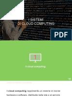 d2_I sistemi di cloud computing