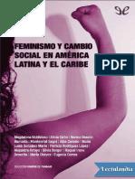 Feminismo y cambio social en America Latina y el Caribe - AA VV