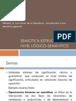 SEMIOTICA ESTRUCTURAL. NL