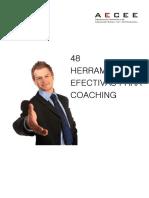 Manual 48 Herramientas efectivas para coaching