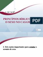 1.17 - Princípios Bíblicos para o Sexo no Casamento