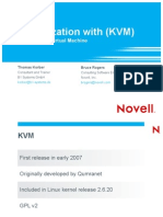 kvm-novell