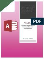 Base de données Access