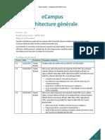 ECampus - Architecture Générale v1_0