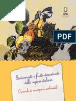 biodiversità e frutti dimenticati delle regioni italiane
