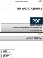 Rm Angio Abdome