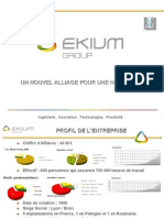 Presentation globale EKIUM version light 18 09 2009