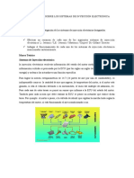 Investigación Sobre Los Sistemas de Inyección Electrónica