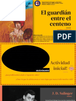 Clase PCL_análisis literario el guardián entre el centeno