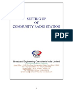 community radio by becil india