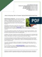 2011 GLE Press Release-Fryar (1)